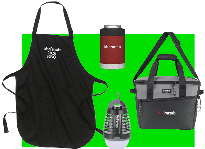Backyard BBQ Promotional Products