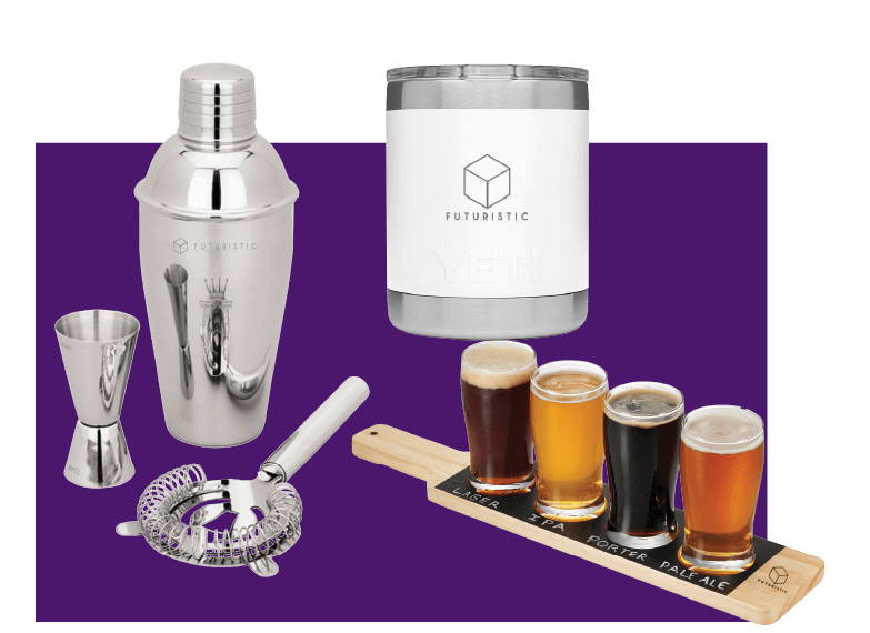 Virtual Happy Hour Promotional Products