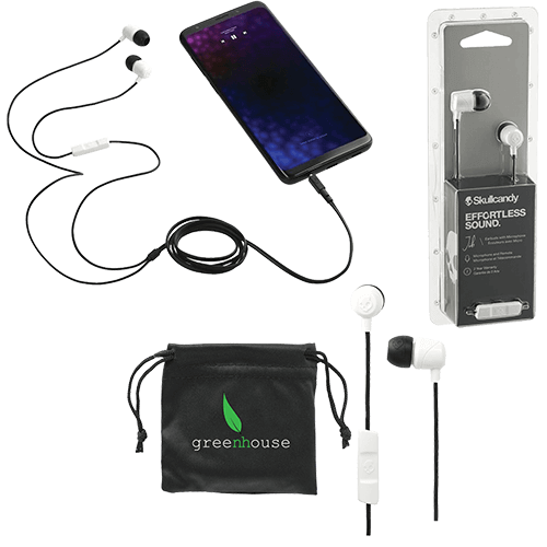 Wired Earbuds and Microphone