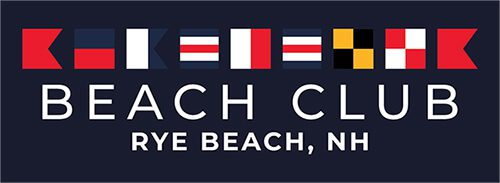 Rye Beach Club promotional products
