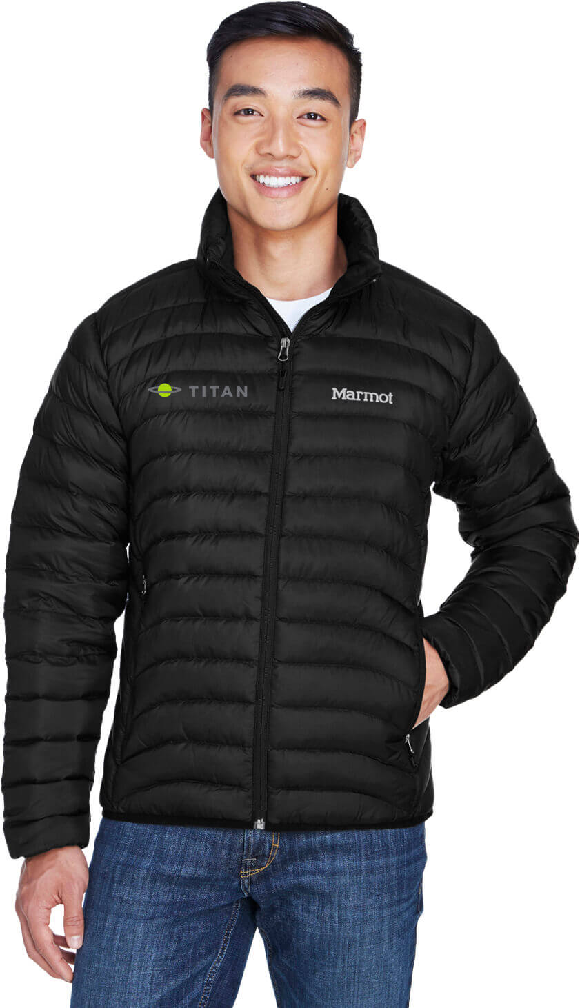 Marmot Mens Tullus Insulated Puffer Jacket