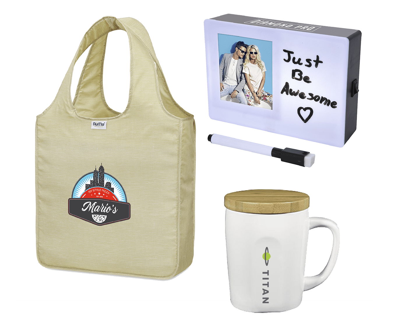 Better Days promotional products bundle