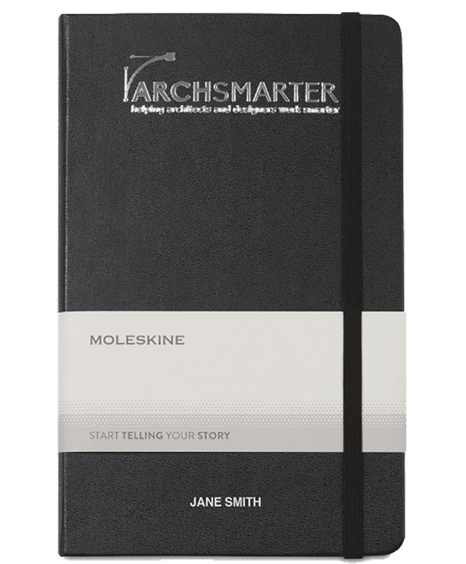 Molekine Hard Cover Notebook